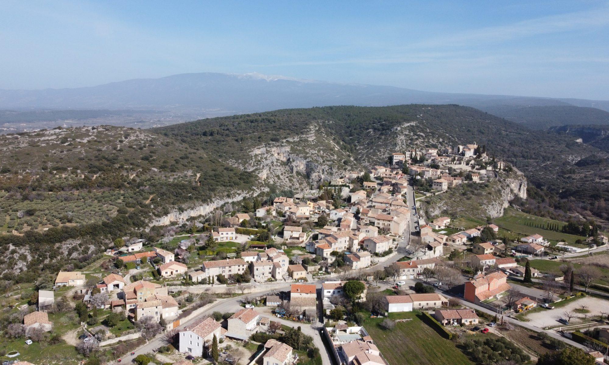 Village de Méthamis